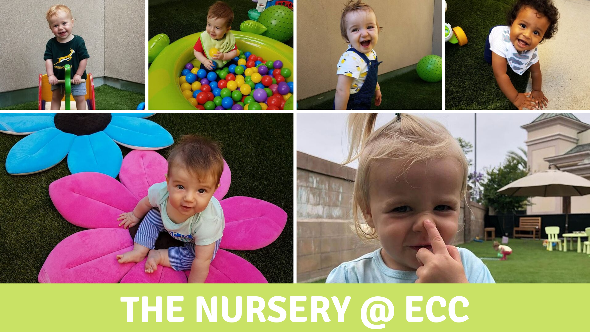 Banner Image for ECC The Nursery