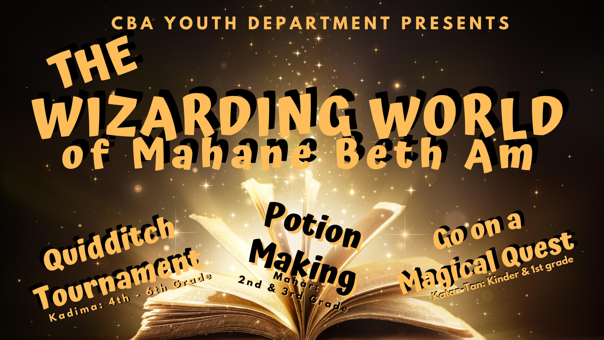 Banner Image for Mahane Beth Am