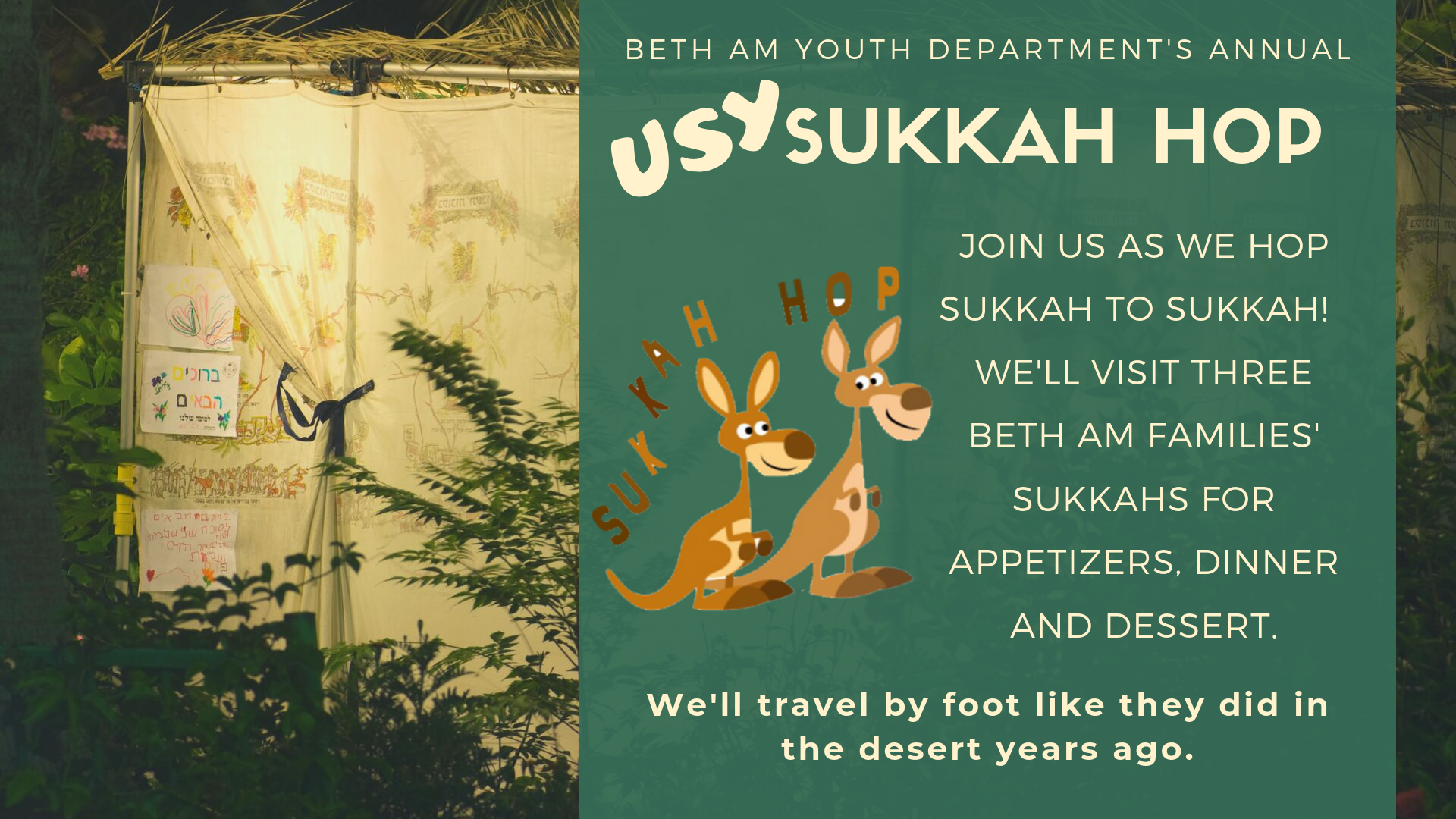 Banner Image for USY Sukkah Hop