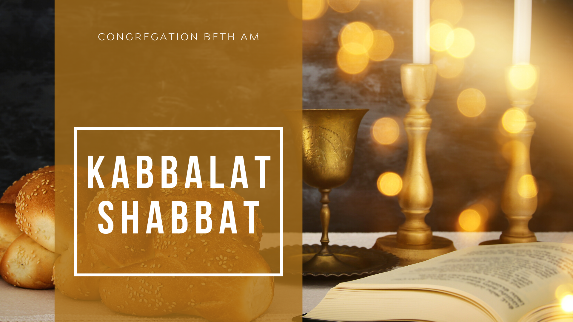 Banner Image for Kabbalat Shabbat  (virtual)