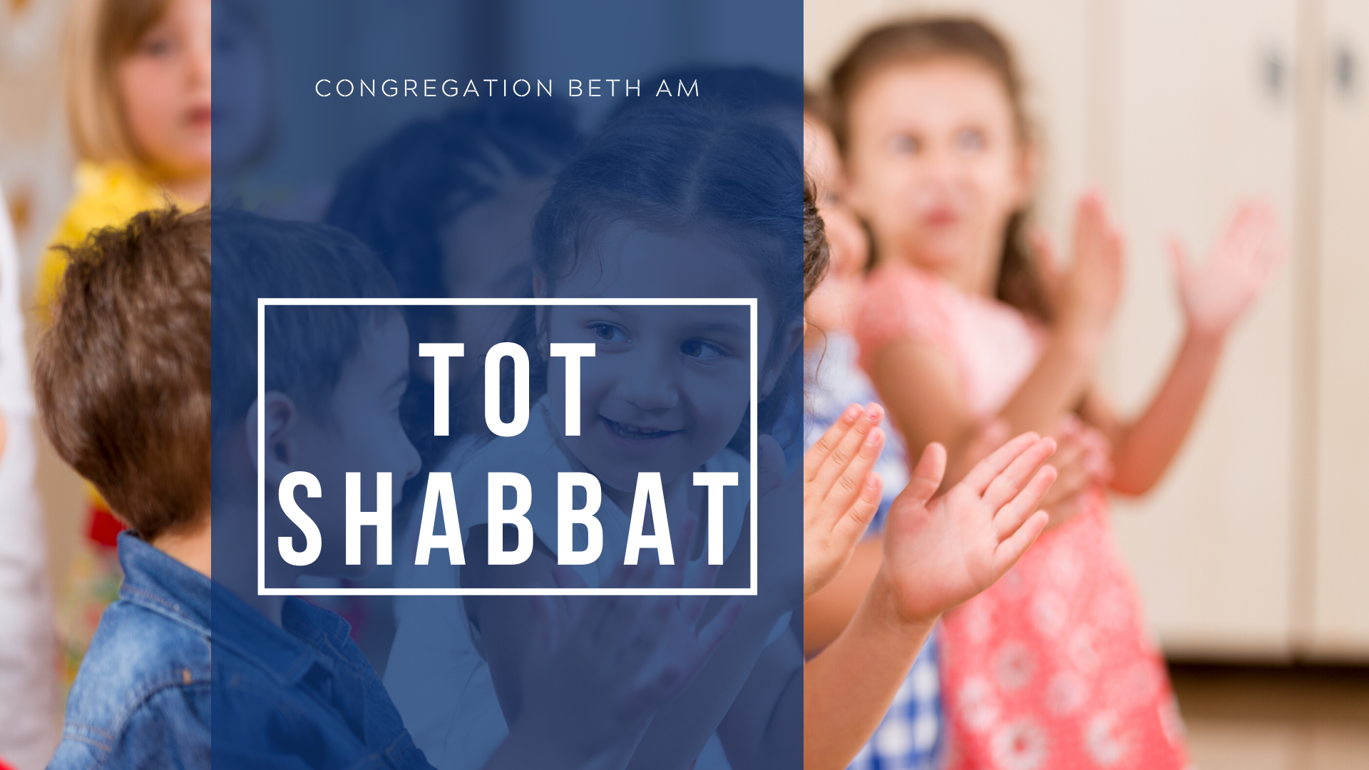 Banner Image for No Tot Shabbat (virtual)