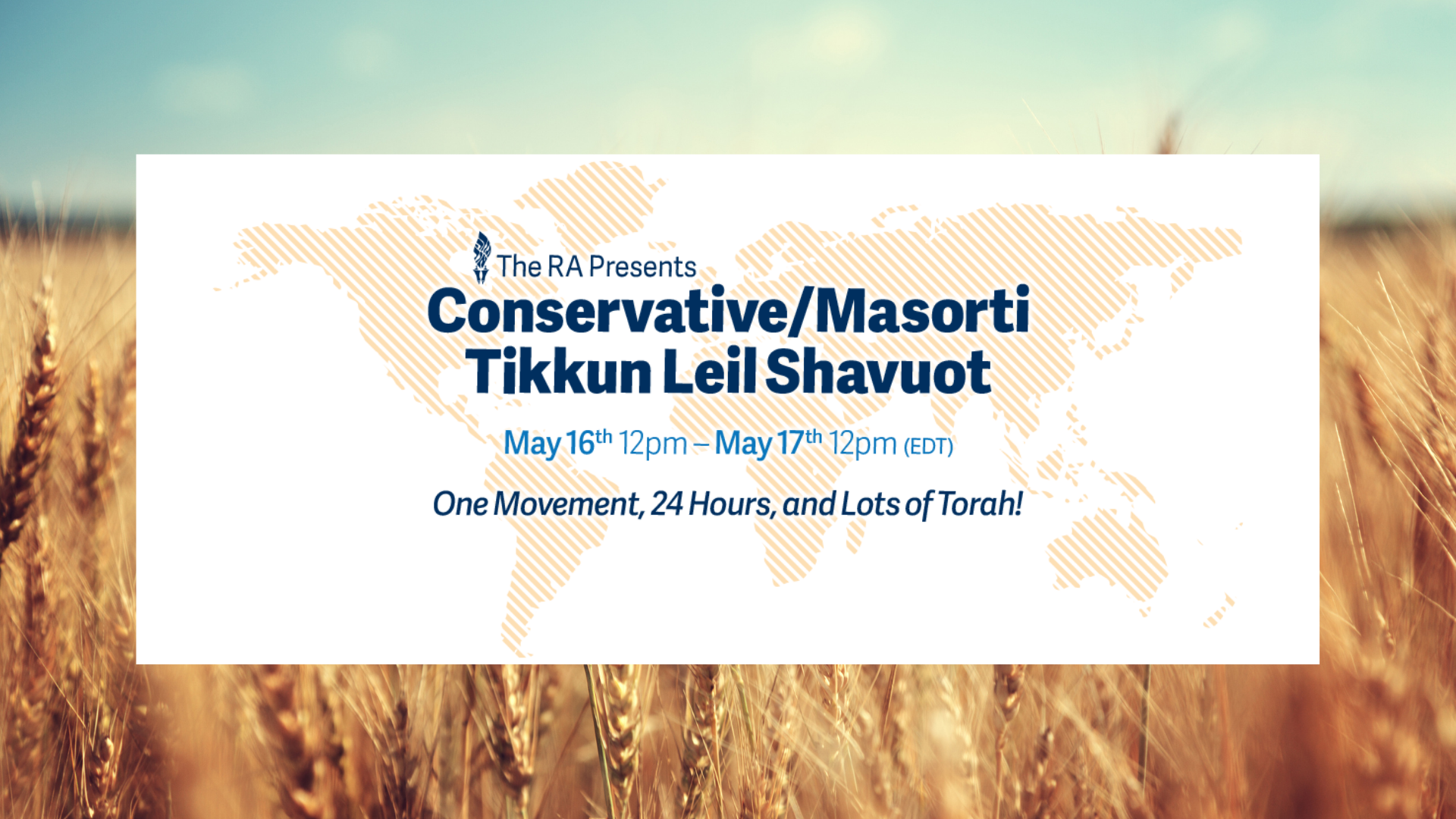 """<a href=""""https://www.rabbinicalassembly.org/civicrm/event/register?id=1349&reset=1""""                                     target=""""_blank"""">                                                                 <span class=""""slider_title"""">                                     Tikkun Leil Shavuot 5781                                </span>                                                                 </a>                                                                                                                                                                                       <span class=""""slider_description"""">We are excited to announce our second livestreamed Tikkun Leil Shavuot, a Conservative/Masorti global event from May 16 at 12:00 PM – May 17 at 12:00 PM EDT</span>                                                                                     <a href=""""https://www.rabbinicalassembly.org/civicrm/event/register?id=1349&reset=1"""" class=""""slider_link""""                             target=""""_blank"""">                             Click her for Registration                            </a>"""
