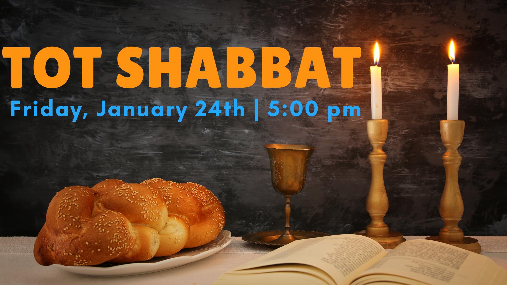 Banner Image for Tot Shabbat and Pizza Dinner
