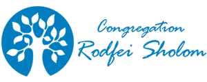 Logo for Rodfei Sholom