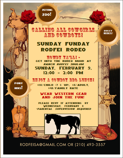 Banner Image for Rodeo Sunday Funday