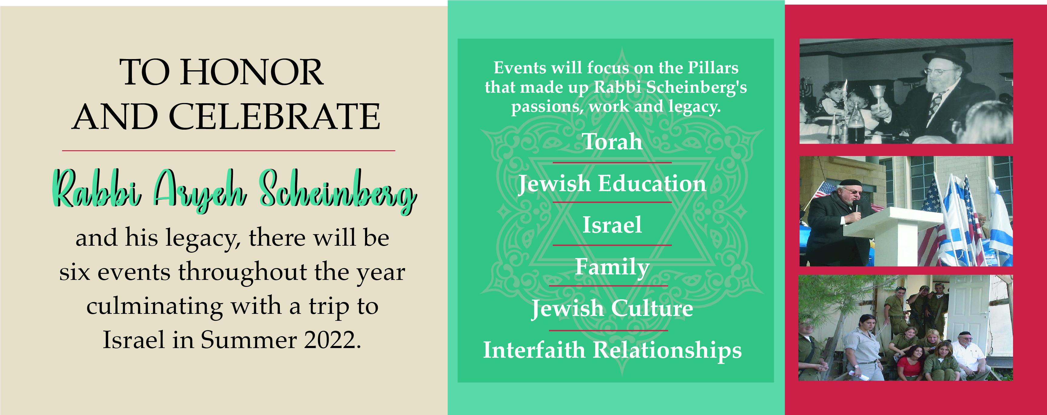 "</a>                                                                                                                                                                                      <a href=""https://www.rodfeisholom.com/event/rabbi-aryeh-and-judy-scheinberg-endowment-fund.html"" class=""slider_link""                             target="""">                             Honor Rabbi Scheinberg Here                            </a>"