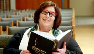 Rabbi Denise L. Eger