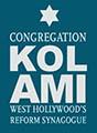 Logo for Congregation Kol Ami