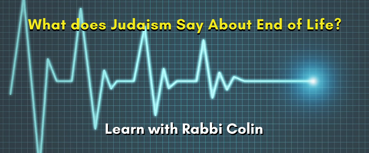 Banner Image for Learn with Rabbi Colin