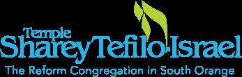 Logo for Temple Sharey Tefilo-Israel