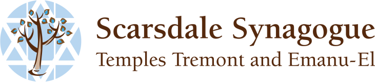 Logo for Scarsdale Synagogue Temples Tremont and Emanu-El