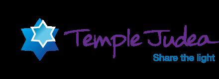 Logo for Temple Judea of Bucks County