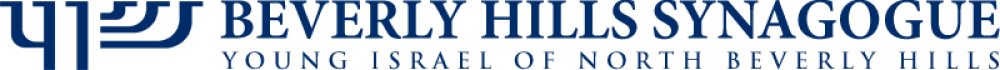 Logo for YINBH Beverly Hills Synagogue