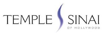 Logo for Temple Sinai of Hollywood