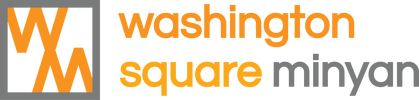 Logo for Washington Square Minyan