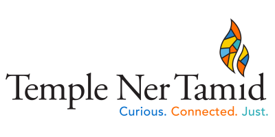 Logo for Temple Ner Tamid