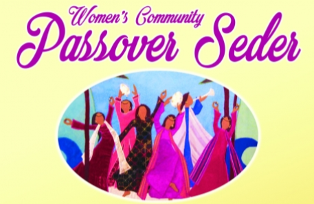 Banner Image for Adult Ed: Women's Haggadah Share