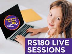 Banner Image for Religious School Live Session for Grades K-2