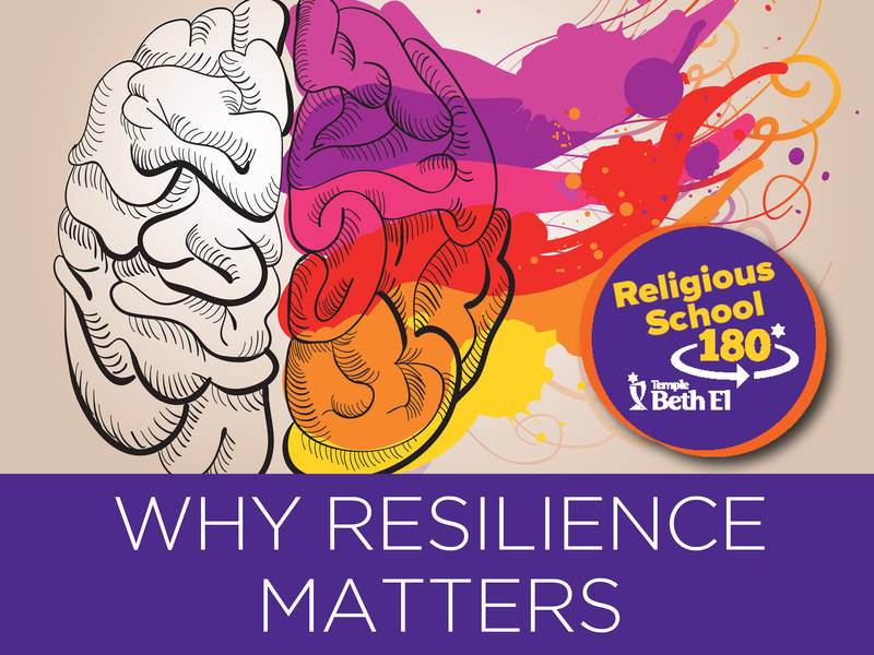 Banner Image for Resilience with Rabbi Jessica