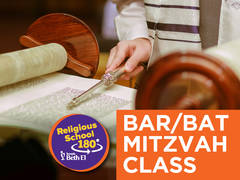 Banner Image for Bar/Bat Mitzvah Class with Rabbi Jessica Mates
