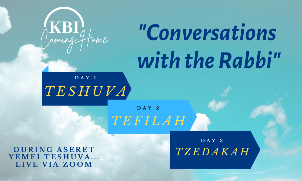 Banner Image for Conversations with the Rabbi