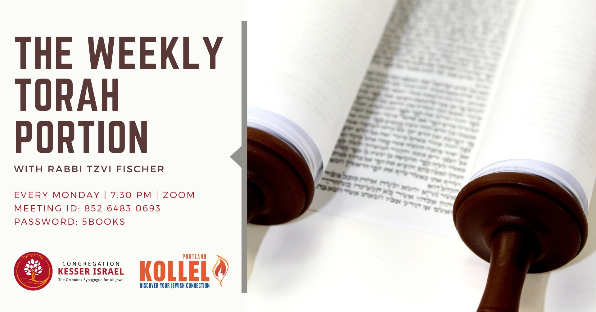 Banner Image for The Weekly Torah Portion