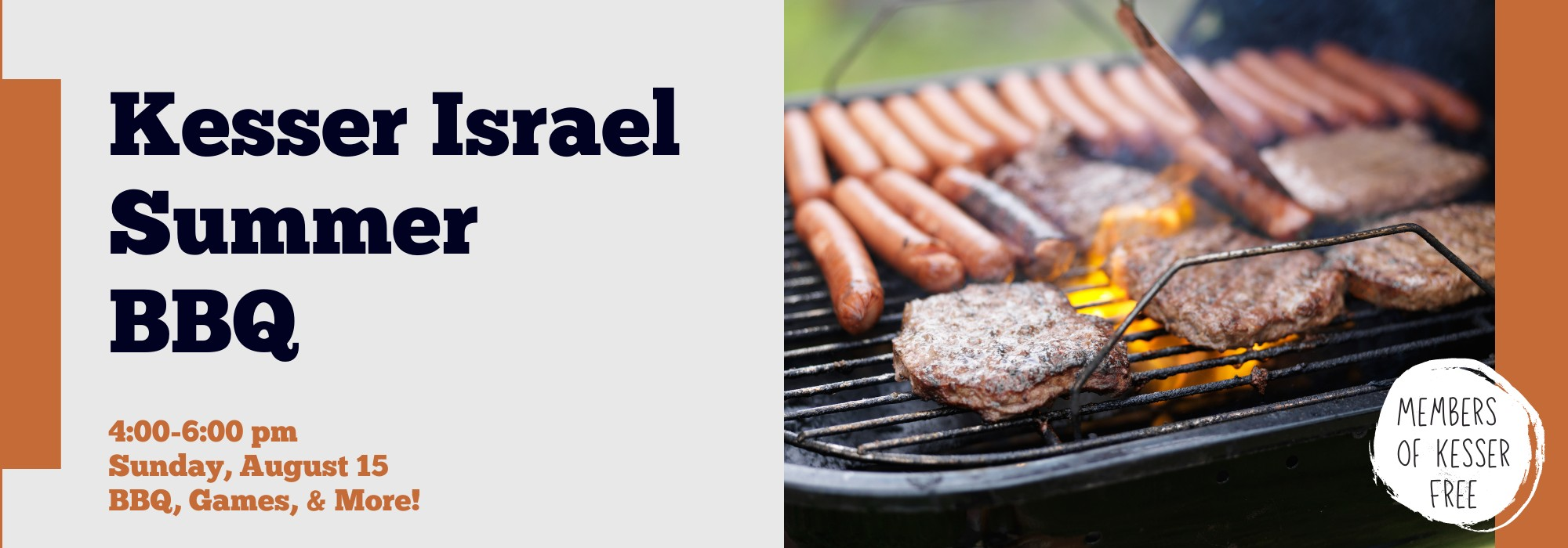 """<a href=""""https://www.kesserisrael.org/event/kesser-israel-summer-bbq.html""""                                     target="""""""">                                                                 <span class=""""slider_title"""">                                     We're fired up to bring the community together!                                </span>                                                                 </a>                                                                                                                                                                                      <a href=""""https://www.kesserisrael.org/event/kesser-israel-summer-bbq.html"""" class=""""slider_link""""                             target="""""""">                             Click to register & for more info                            </a>"""