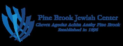 Logo for Pine Brook Jewish Center