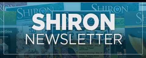 Shiron Newsletter