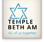 Logo for Temple Beth Am (Jupiter)