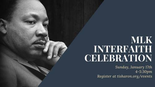 Banner Image for MLK Sharon Interfaith Celebration
