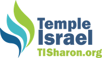 Logo for Temple Israel of Sharon