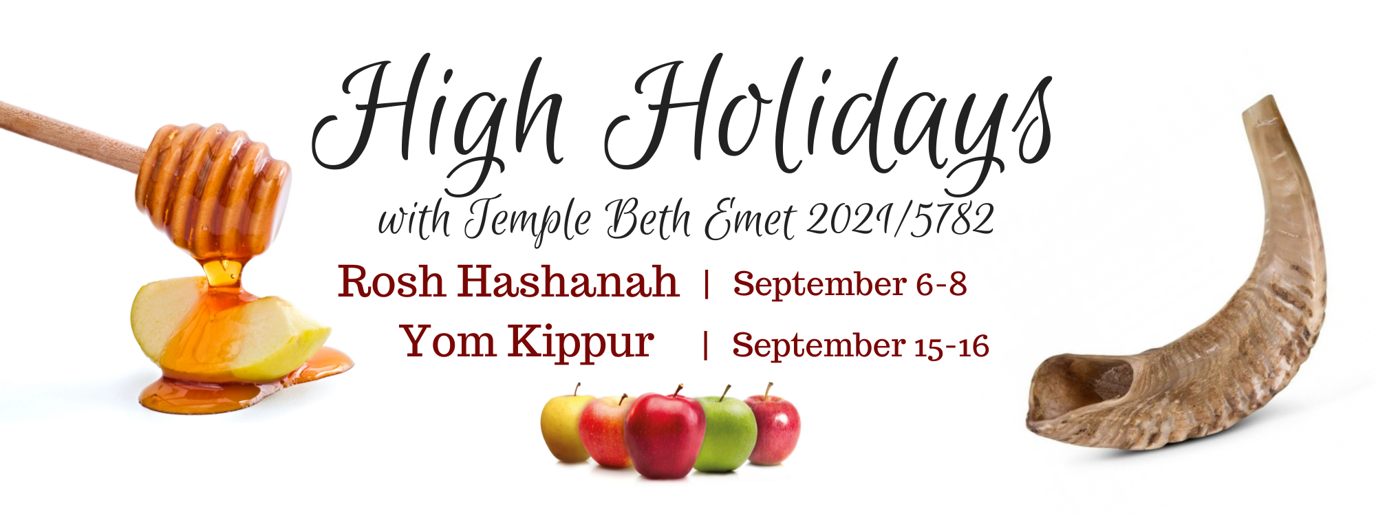 """<a href=""""https://www.templebethemet.org/hh5782""""                                     target=""""_blank"""">                                                                 <span class=""""slider_title"""">                                     High Holidays 2021                                </span>                                                                 </a>                                                                                                                                                                                       <span class=""""slider_description"""">Everything you need to know for High Holidays 2021.</span>                                                                                     <a href=""""https://www.templebethemet.org/hh5782"""" class=""""slider_link""""                             target=""""_blank"""">                             Learn More                            </a>"""