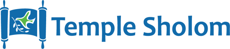 Logo for Temple Sholom