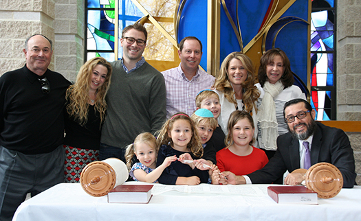 Temple Sholom Greenwich Centennial Torah Project