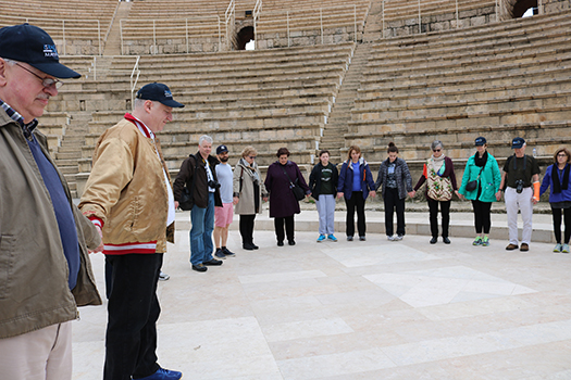 Temple Sholom Greenwich Interfaith Trip to Israel 2018