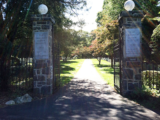 Temple Sholom Cemetery, Greenwich CT