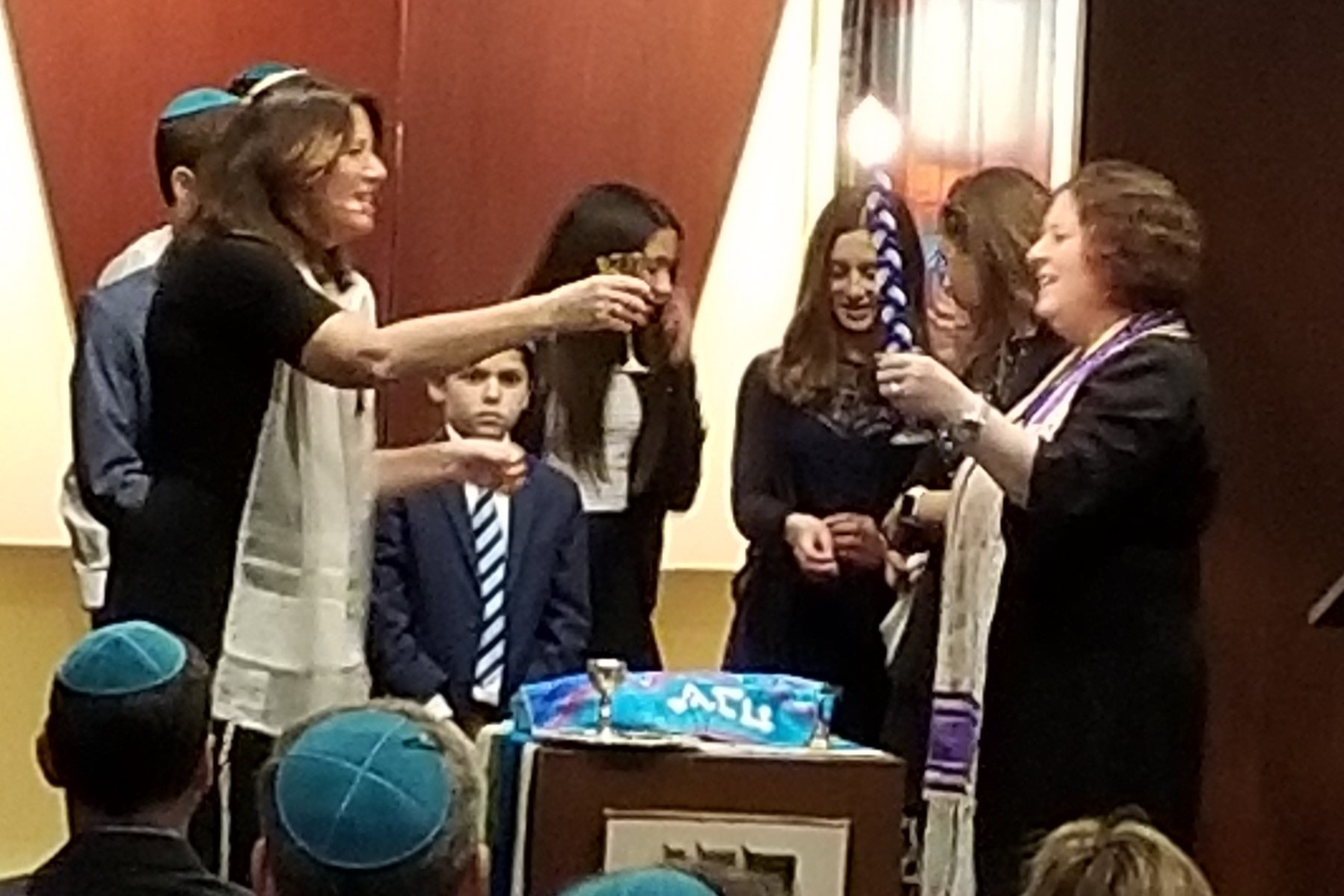 "<span class=""slider_description""><p>At Congregation B'nai Torah, being Jewish fits easily into your busy life.</p>