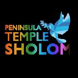 Logo for Peninsula Temple Sholom