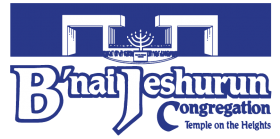 Logo for B'nai Jeshurun