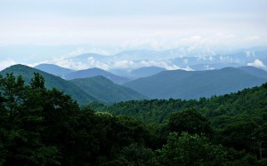 Roanoke area - Blue Ridge Mountains
