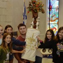 Class with Torah