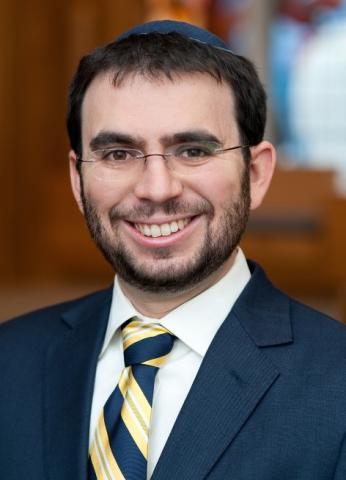 Rabbi Eric Woodward