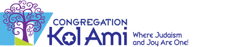 Logo for Congregation Kol Ami (Tampa)