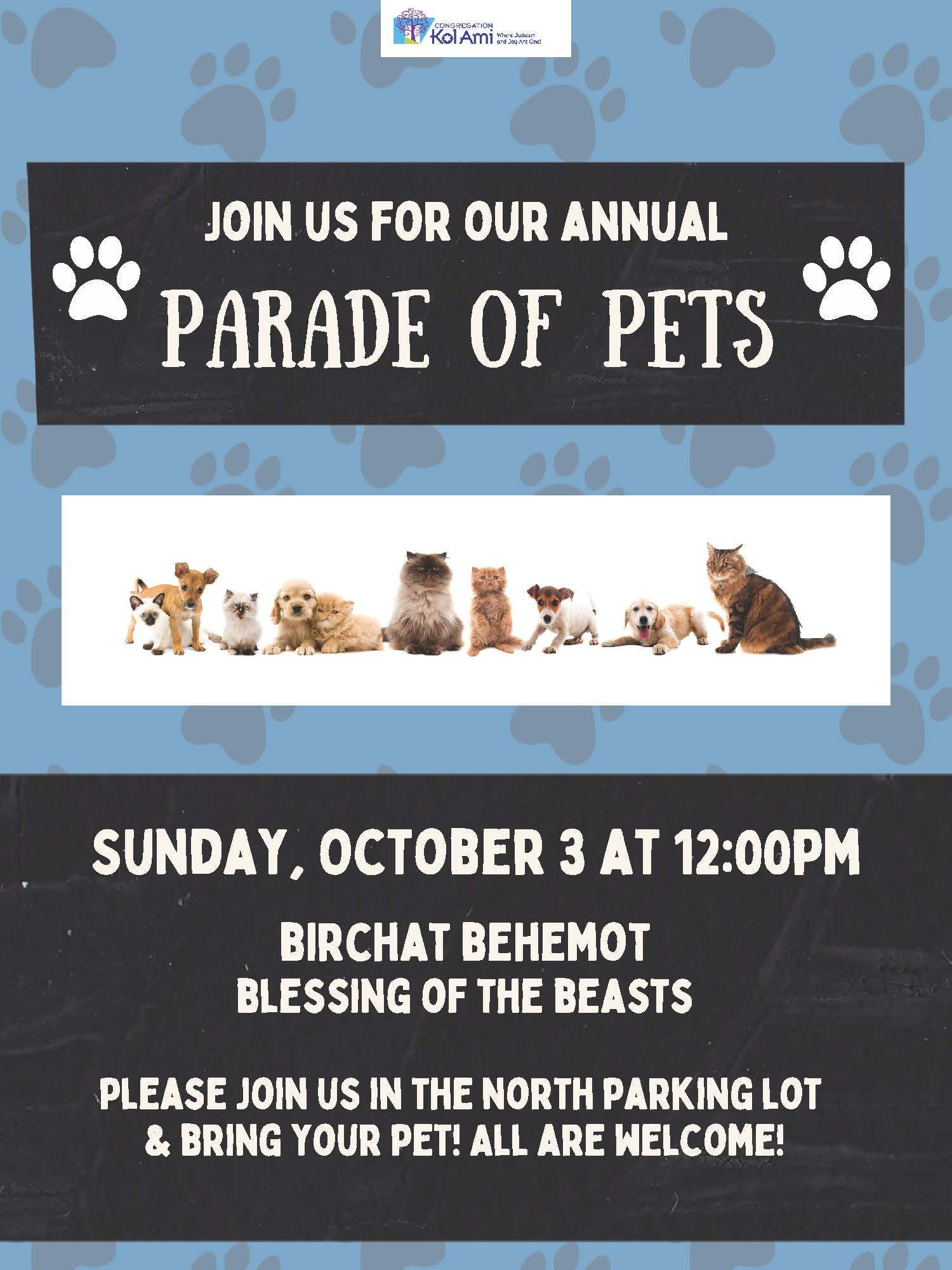 Banner Image for Parade of Pets