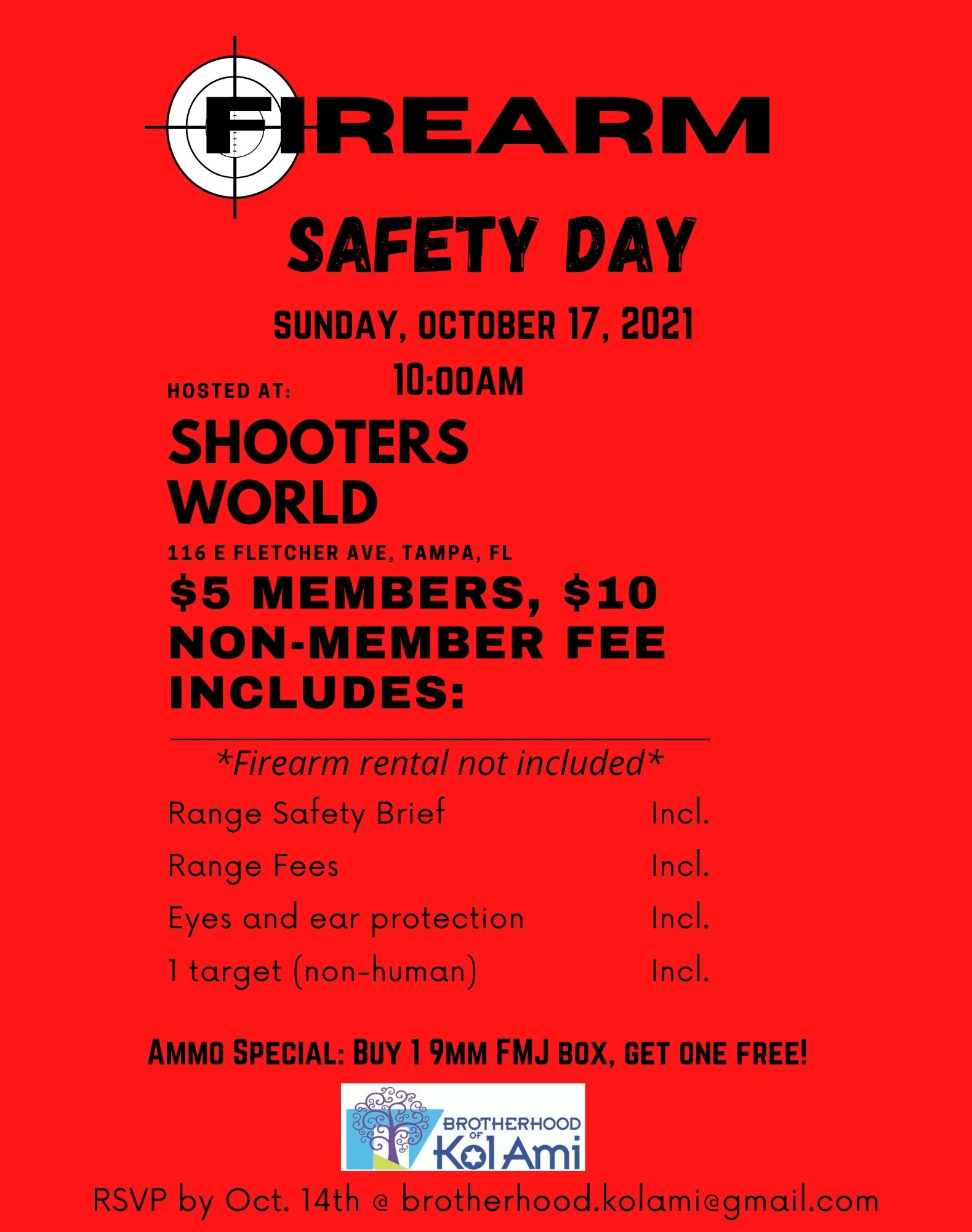Banner Image for Brotherhood Firearm Safety Day