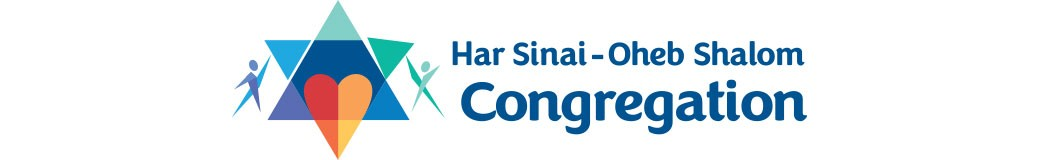 Logo for Har Sinai - Oheb Shalom Congregation