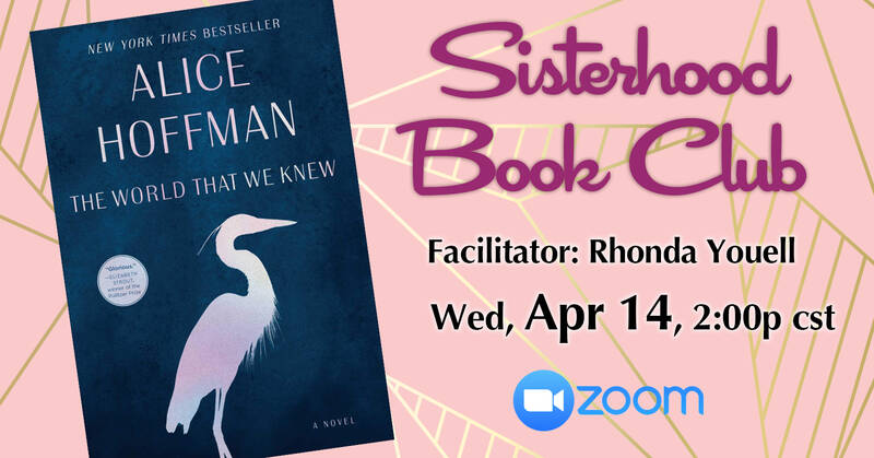 Banner Image for Sisterhood Book Club