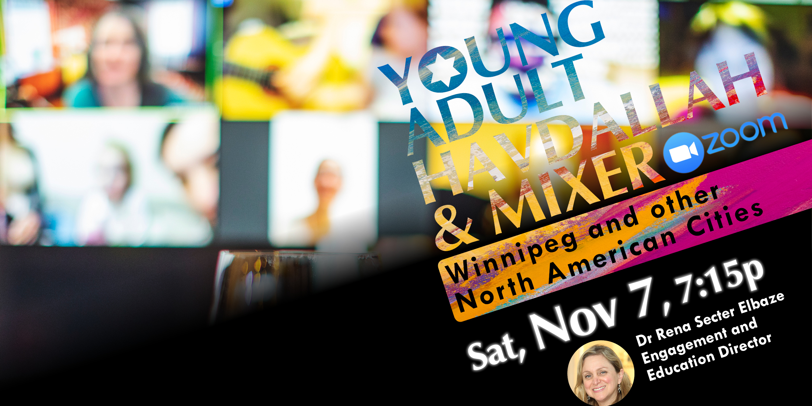 """<a href=""""https://www.szwinnipeg.ca/event/2020-11-07-YoungAdultMixer""""                                     target="""""""">                                                                 <span class=""""slider_title"""">                                     Young Adult Havdallah and Mixer (Winnipeg and other North American Cities)                                </span>                                                                 </a>                                                                                                                                                                                       <span class=""""slider_description"""">Join an intimate group of Young Adults from Winnipeg and other North American cities for an uplifting evening. We may be physically apart, but the possibilities offered through our virtual programming know no boundaries!</span>                                                                                     <a href=""""https://www.szwinnipeg.ca/event/2020-11-07-YoungAdultMixer"""" class=""""slider_link""""                             target="""""""">                             More Information                            </a>"""