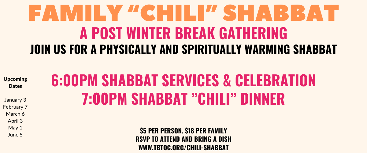 Banner Image for Family Shabbat Dinner